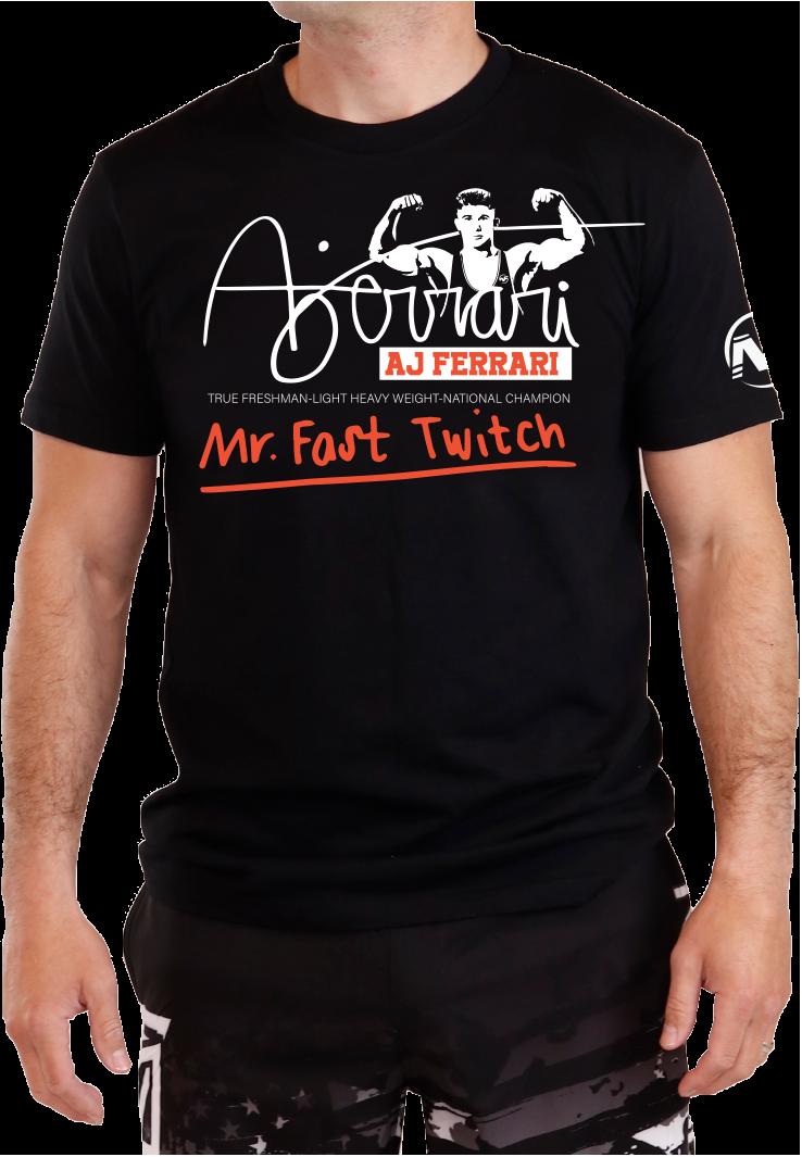 mrfasttwitch_autograph_flexing_shirt
